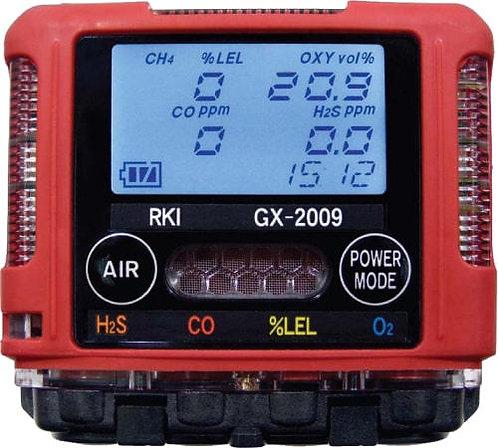 GX-2009 4 Gas Personal Monitor