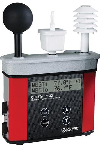 QUESTemp Portable Heat Stress Monitor