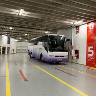 Dover to Calais Ferry