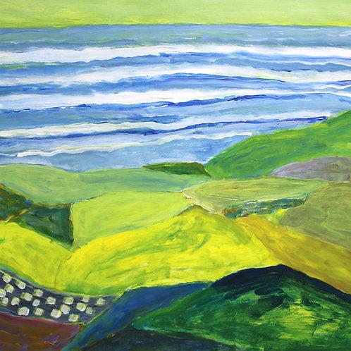 Untitled (Coast II)