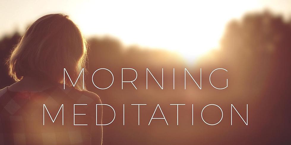 Morning Meditation Session