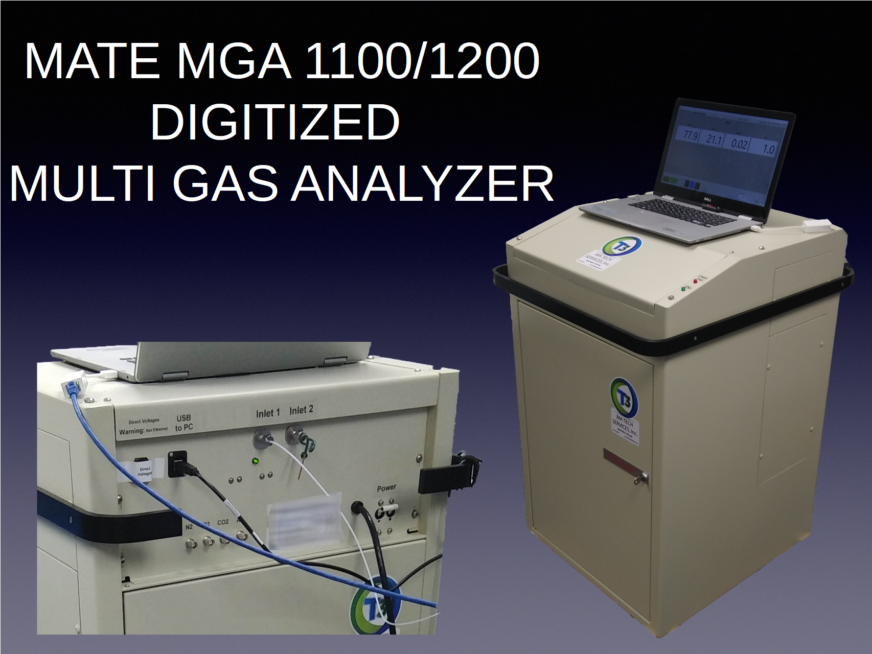MATE MGA 1100