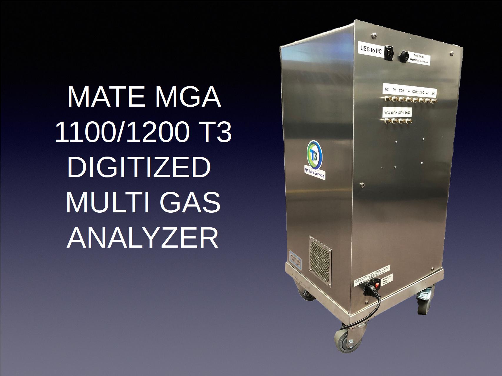 MATE MGA 1100 T3