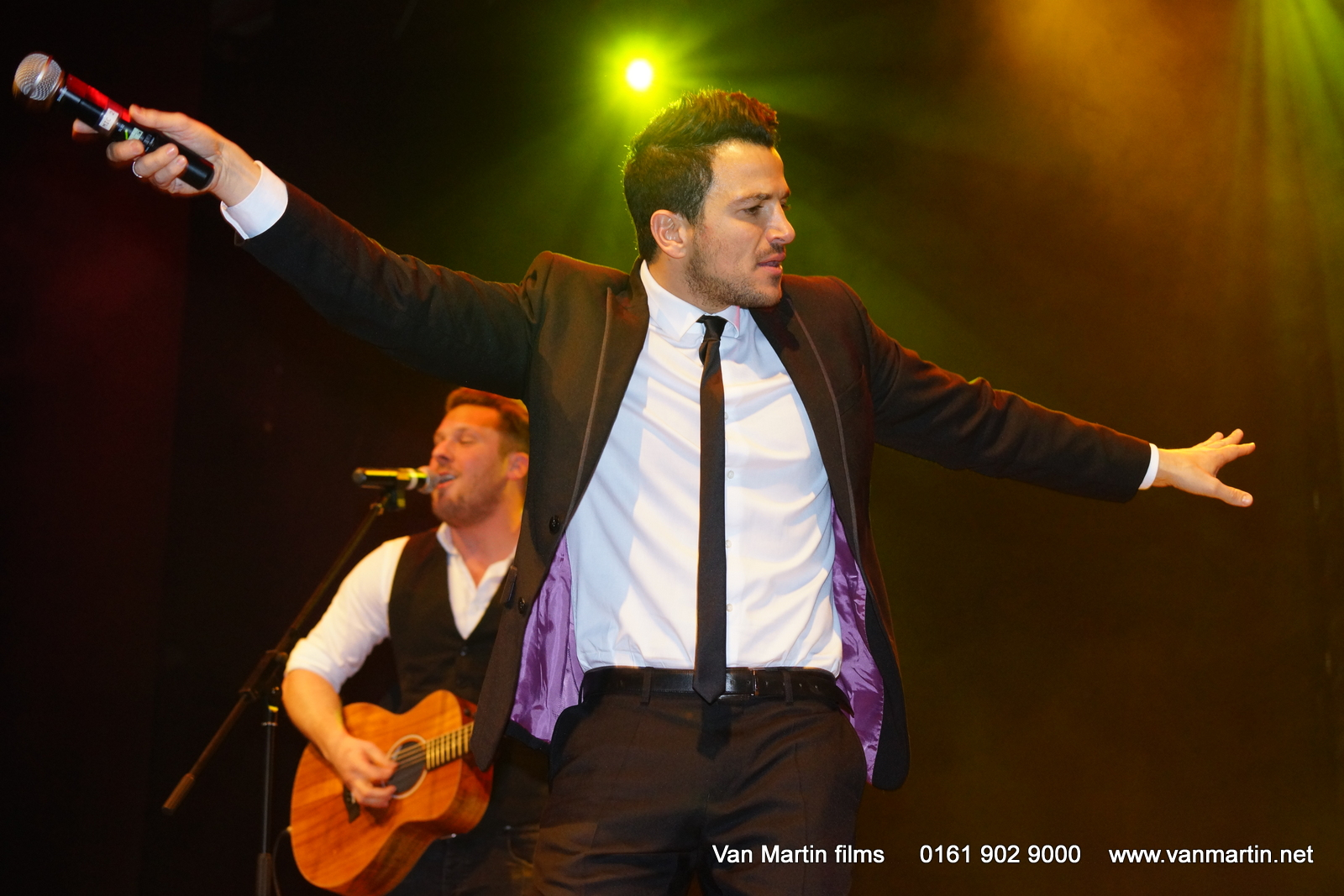 Peter Andre live.JPG