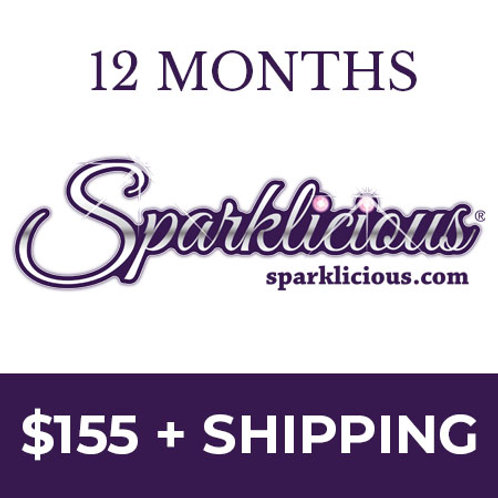 Sparkle Club Subscription