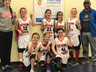 Extreme Hoops Takes Over Three Tournaments: Coaches Choice, Trumbull CT, and ZG War of Westchester!