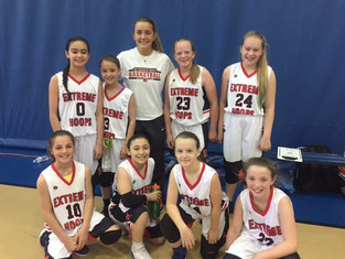 NY Extreme Hoops Succeeds at NJ Sparks for first live period in April!