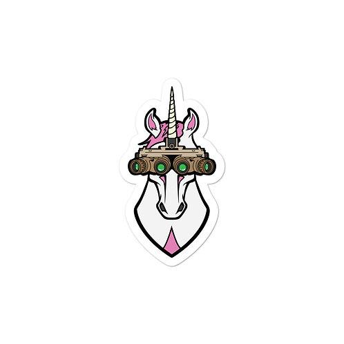 Unicorn with NVG