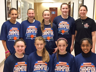 NY Extreme Hoops finishes the Fall AAU season strong!