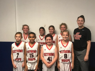 Extreme Hoops continues to dominate Brewster super league!