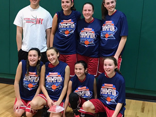 Extreme Hoops Dominates in Eastcoast Shootout!