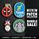 Thumbnail: BUNDLE SALE x4 PATCHES