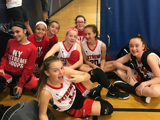 NY Extreme Hoops shows they're a top program in the east coast at Zero gravity Nationals in MA!