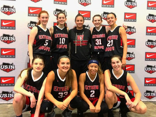 10th girls continue to shine at Chicago Nike tournament of champions and USJN Nike jr nationals!