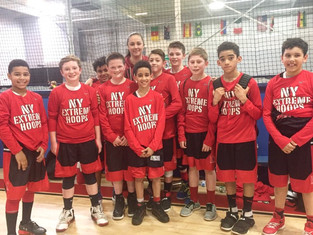 Great Opening Weekend for Extreme Hoops!