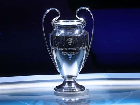 Two Champions League spots up for grabs with three games left