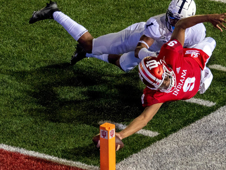 Game of inches! Indiana shocks Penn State in return of Big Ten football