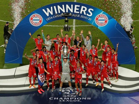 Bayern Munich outlast PSG in tense Champions League final
