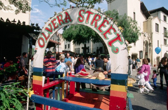 Day Of The Dead On Olvera Street