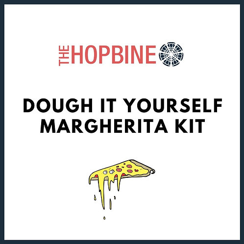DIY Margherita Pizza Kit for two