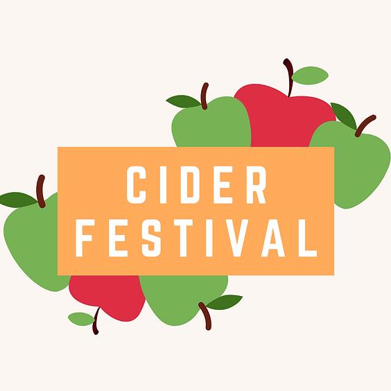 Cider Festival 2019