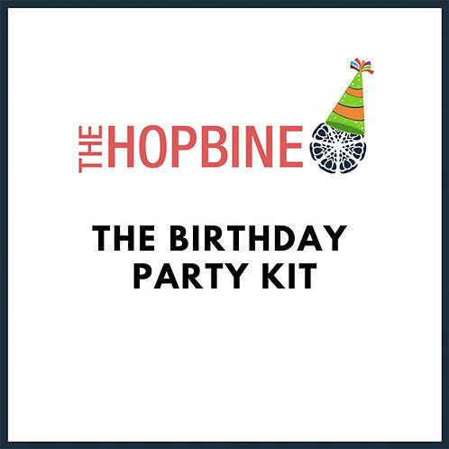 The Birthday Party Kit