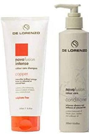Novafusion Intense Copper Shampoo and Conditioner DUO