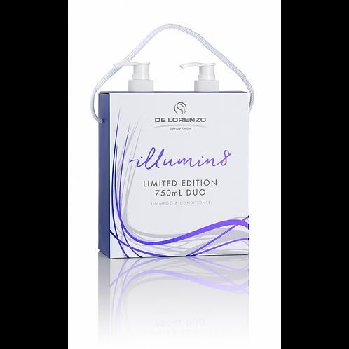Illumin8 Shampoo and Conditioner 750ml Duo
