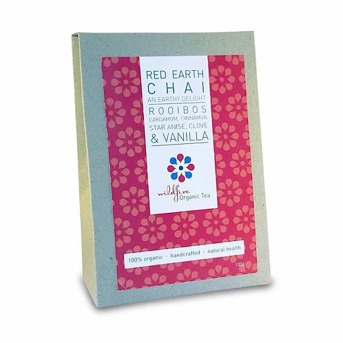 Red Earth Chia ~ Wildfire Organic Tea