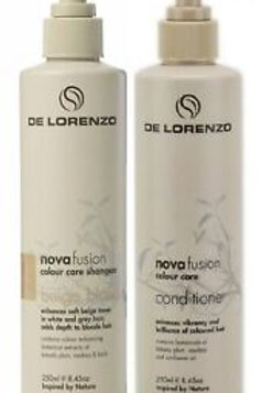 Novafusion Beige Blonde Shampoo and Conditioner Duo