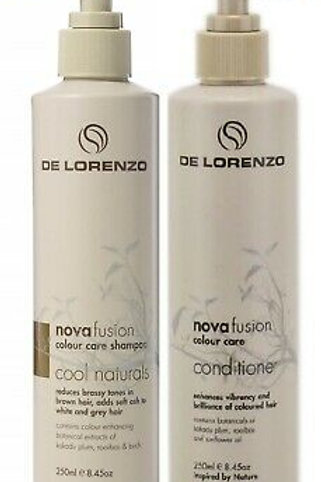 Novafusion Cool Naturals Shampoo and Conditioner Duo