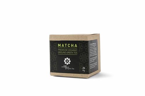 Matcha ~ Wildfire Organic Tea