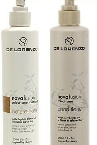 Novafusion Natural Tones Shampoo and Conditioner duo