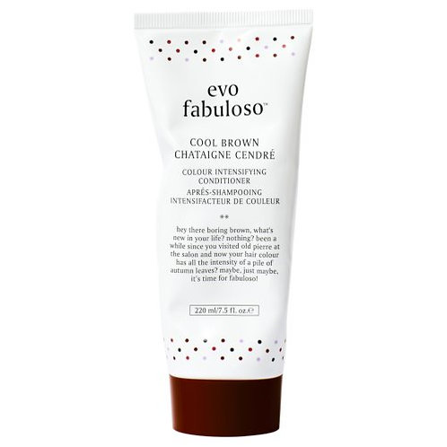 evo FABULOSO COOL BROWN Colour Intensifying Conditioner