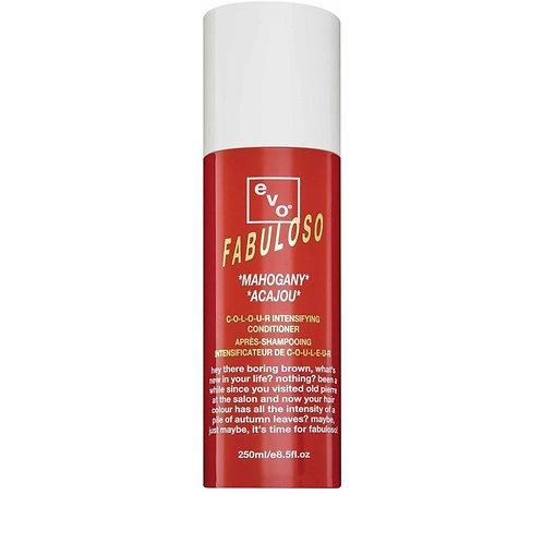 evo FABULOSO MAHOGANY Colour Intensifying Conditioner