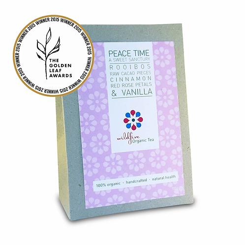 Peace Time ~ Wildfire Organic Tea