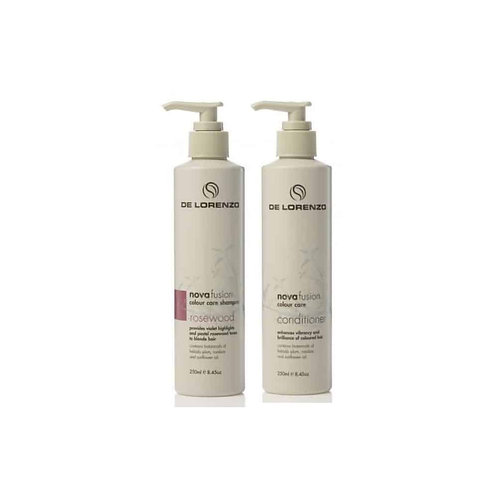 Novafusion Rosewood Shampoo and Conditioner Duo