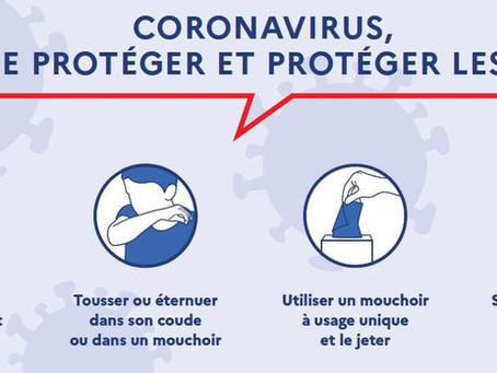 Protocole Sanitaire
