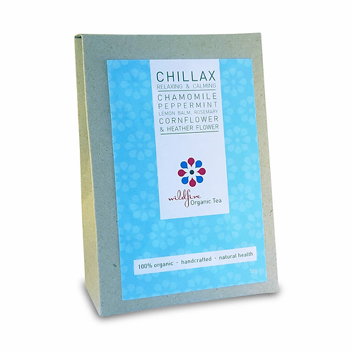 Chillax ~ Wildfire Organic Tea