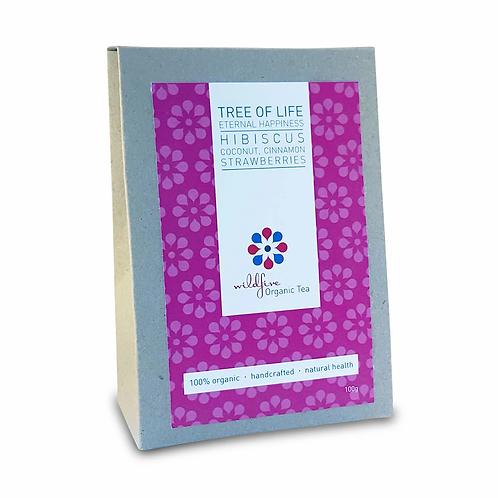 Tree Of Life ~ Wildfire Organic Tea
