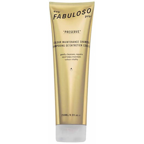 evo FABULOSO PRESERVE Colour Maintenance Shampoo