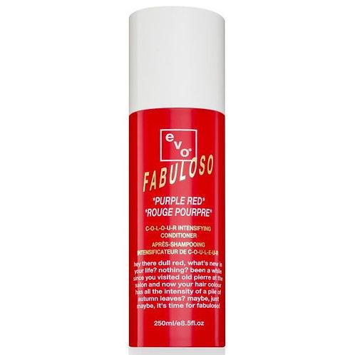 evo FABULOSO PURPLE RED Colour Intensifying Conditioner
