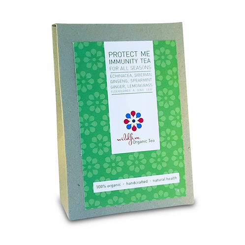 Protect Me Immunity Tea ~ Wildfire Organic Tea