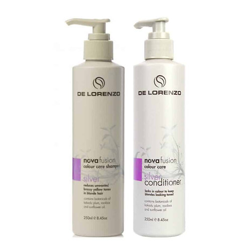 Novafusion Silver Shampoo and Conditioner Duo