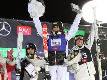 川村あんり ワールドカップ開幕戦で準優勝!
