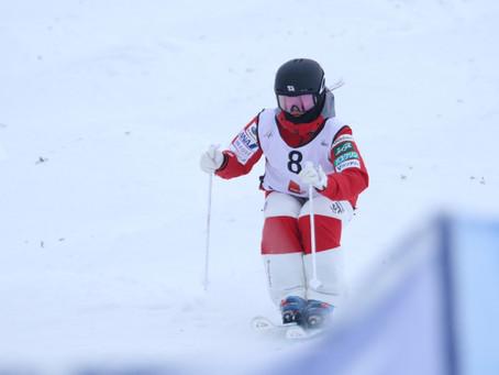 川村あんり(フリースタイルスキーモーグル) FISワールドカップ2位で2回目の表彰台へ!