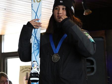 川村あんり 【FIS 2019 Australian National Mogul Championships】