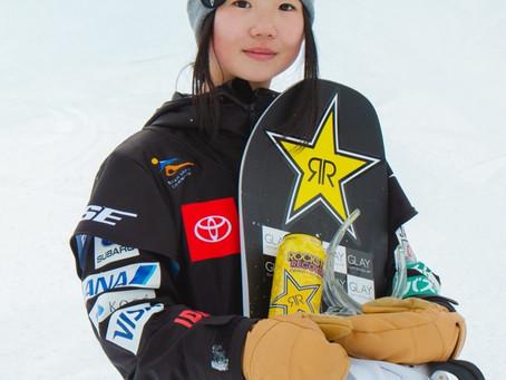 岩渕麗楽 2018-2019シーズンリザルト
