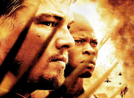 "The Chaos Behind the Four C's w/ ""Blood Diamond"""