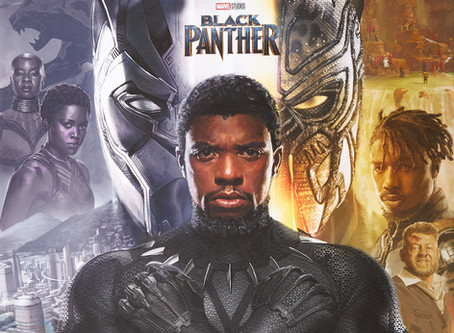 "Remembering Chadwick Boseman w/ ""Black Panther"""